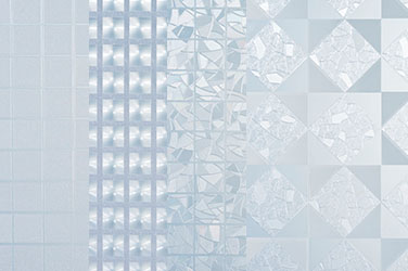 Giltter Decorative Frosted